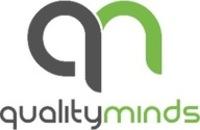 QualityMinds logo