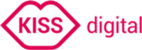 KISS digital logo