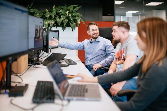 Unity Group  - company insight 2