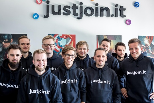 Just Join IT - company insight 1