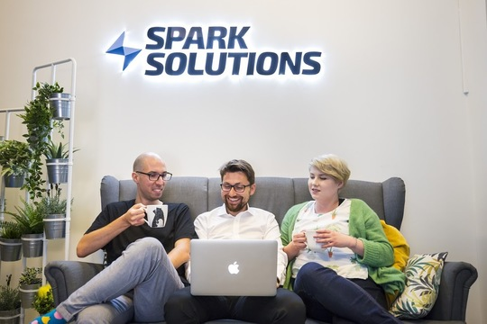 Spark Solutions - company insight 4