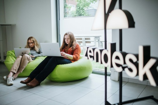 Zendesk - company insight 4