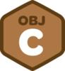 Objective C logo