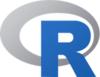 GNU R logo